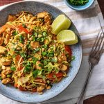 Sweet Chilli Chicken with Noodles - Fabulous Family Food