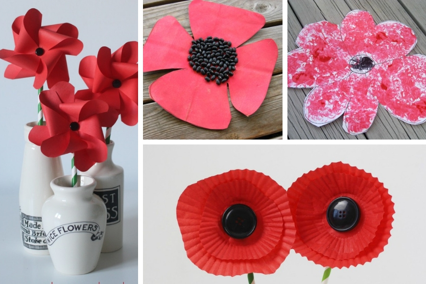 Poppy Art Ideas Year 3