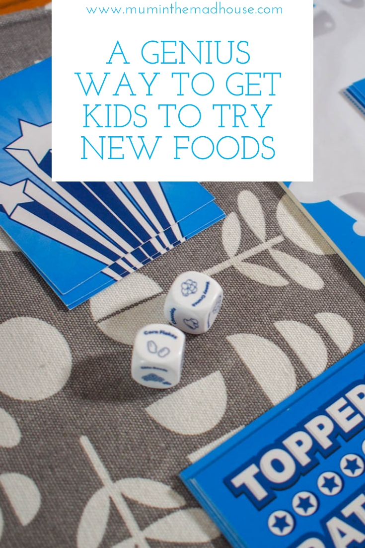 A Genius Way To get Kids to Try New foods