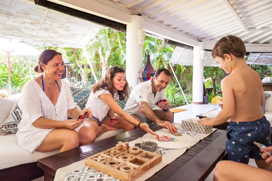 How to choose a family-friendly villa in Bali. Ensure your family island stay to be fun and relaxing for all of the family members?