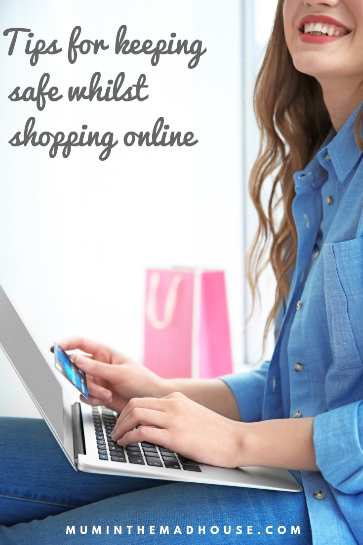 Tips for keeping safe whilst shopping online. Follow our Online shopping safety tips to remain to stay safe while shopping online.