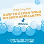 Tips for Spring Cleaning your Appliances