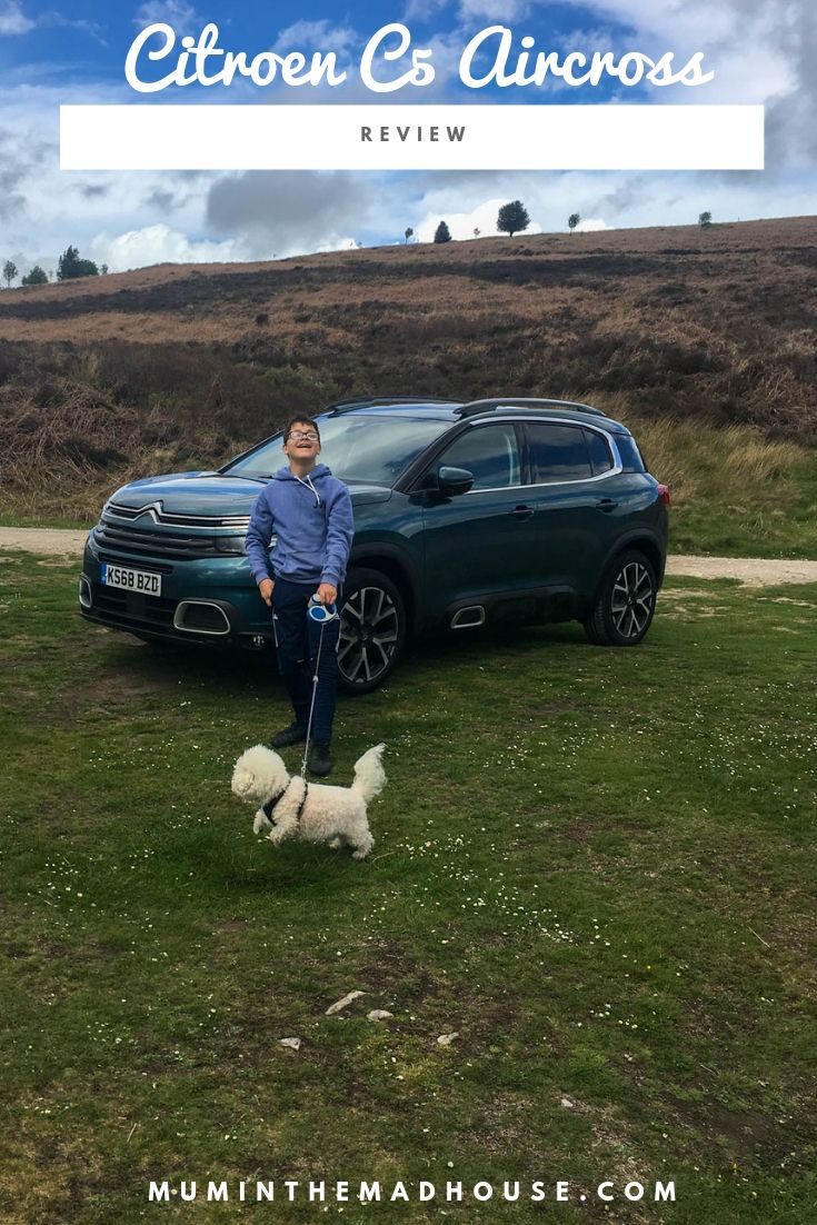 Citroen C5 Aircross Review - is this the perfect family car when you have teenagers or just another middle of the road SUV?