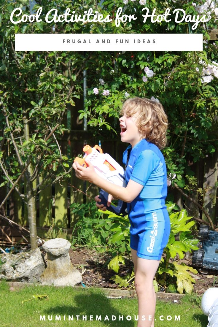 19 Cool Kids Activities for Hot Days - Mum In The Madhouse