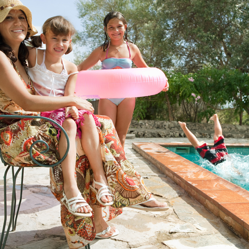 5 Reasons to Choose a Villa for your Next Family Holiday - Sick of apologising for a tantruming child at dinner then a villa holiday might be the perfect location for your next family holiday.