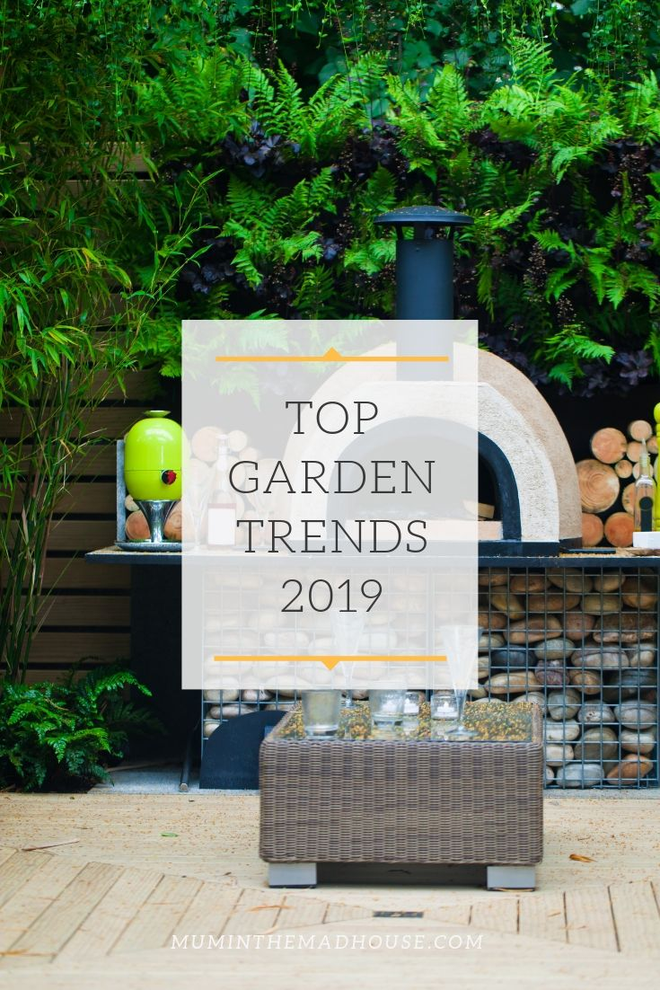 Top Garden Trends 2019 - What are the hot trends in landscaping and gardening. it's never too early to start planning. Here are some of the top trends for sprucing up your outdoors in 2019.