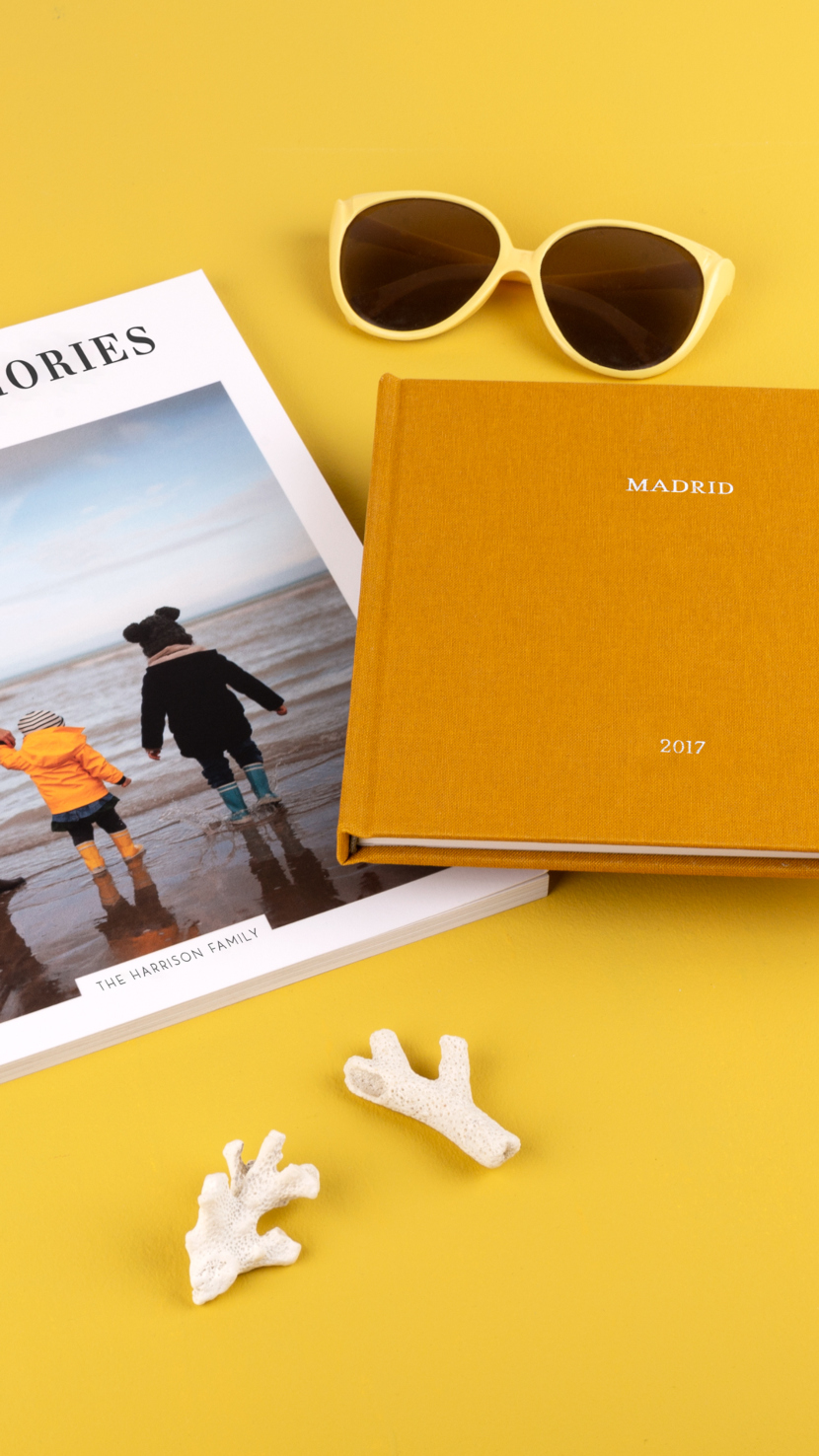 Make sure you record those precious travel memories to look back on with our Top 10 tips for capturing your family holiday with a travel photo book.