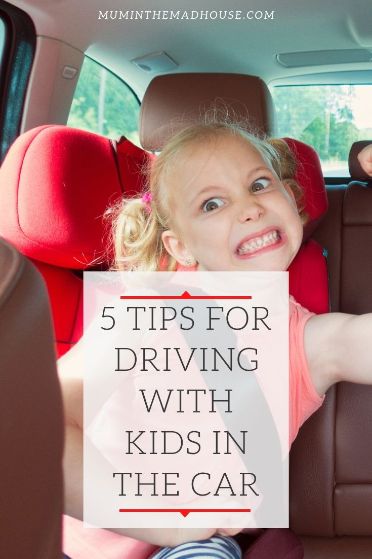 It is important to always stay focused when you are driving and once you add kids into the mix it becomes even more challenging. so follow our tips for driving with kids in the car.