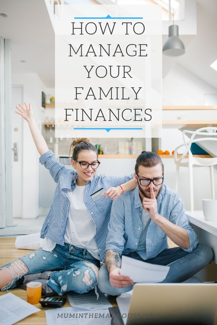 Tips to help you reach your financial goals and manage your family's finances more efficiently allowing yout to enjoy financial freedom in the future