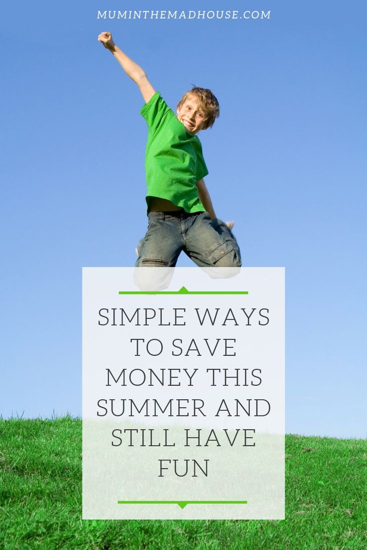 The endless summer days are a real challenge on a family budget, so make sure you check out these simple ways to save money this summer and still have fun.