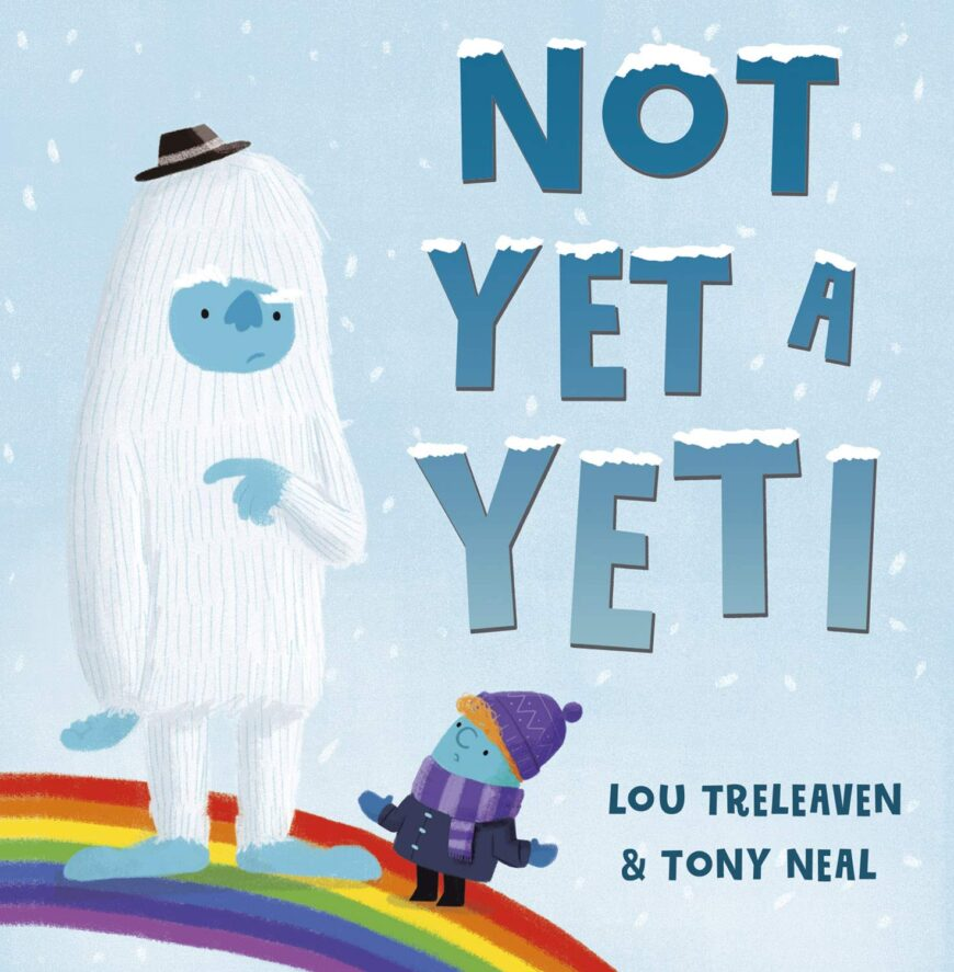 books for Young Children Not a yeti