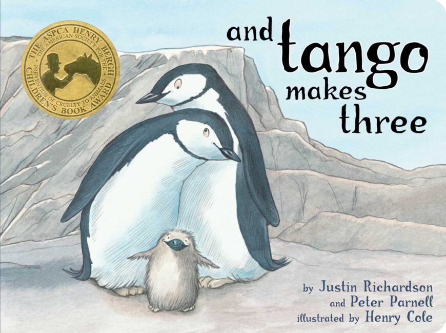 LGBTQ-friendly books for Young Children - and tango makes three