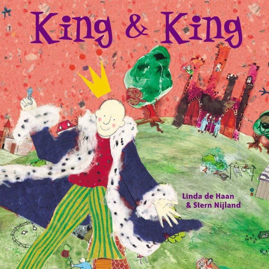 LGBTQ-friendly books for Young Children King and King