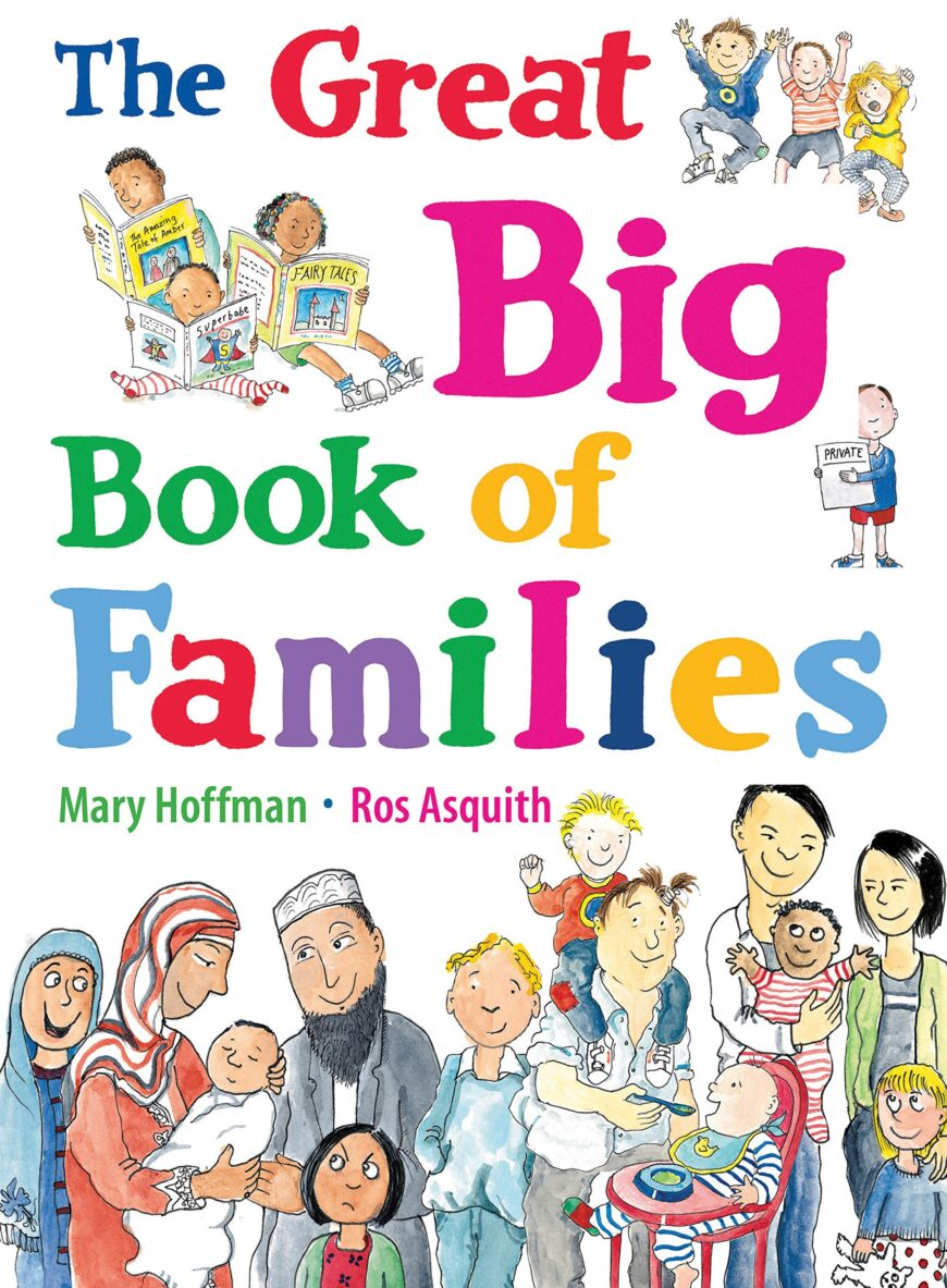 friendly books for Young Children