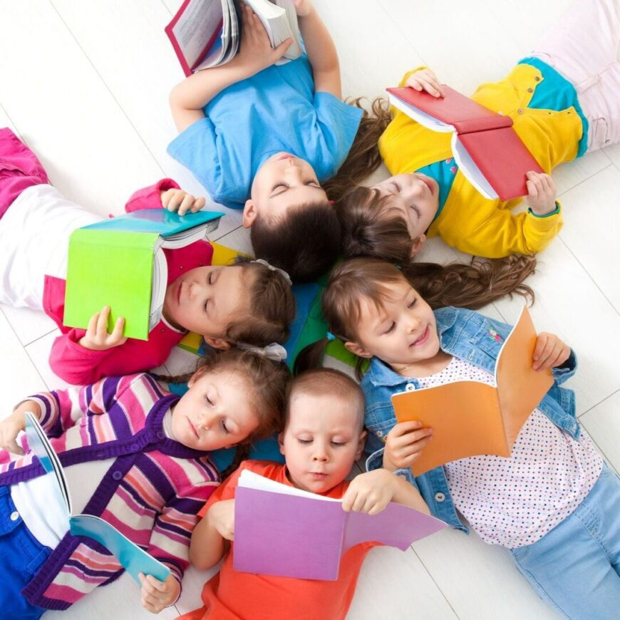 LGBTQ-friendly books for Young Children