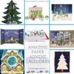 Amazing Paper Advent Calendars - Opt for the traditional Option
