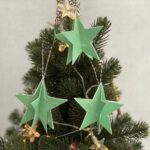 Free Printable Christmas Star Ornaments with Templates
