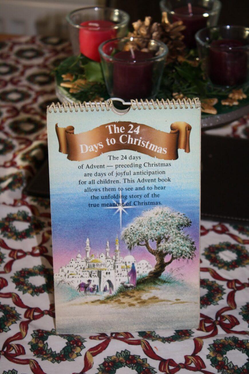 24 Days of Christmas Advent Calendar