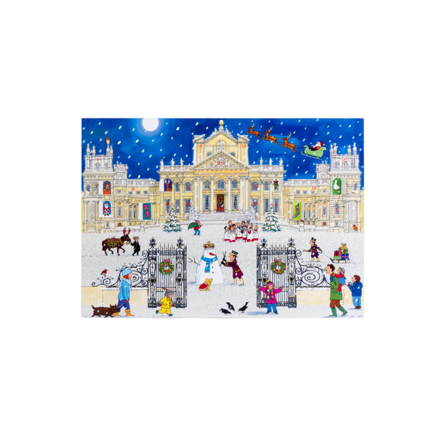 Christmas at the Palace Advent Calendar
