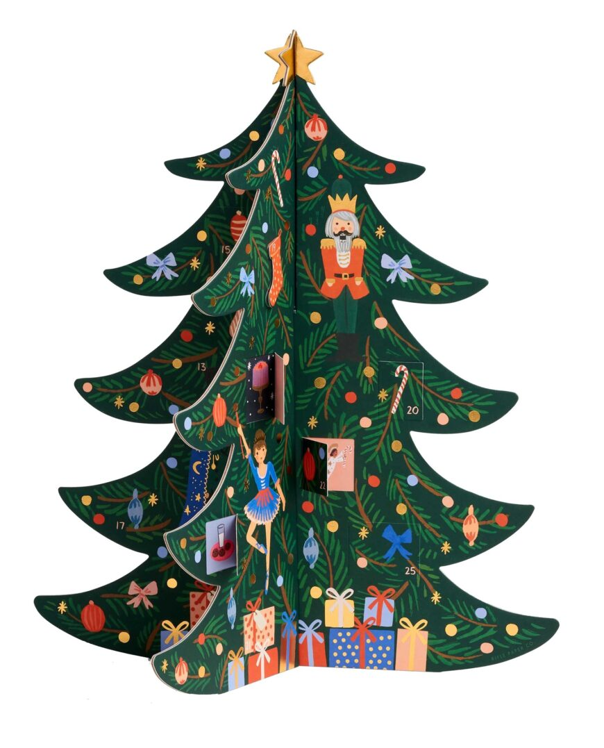 Rifle Paper Co. Nativity Advent Calendar