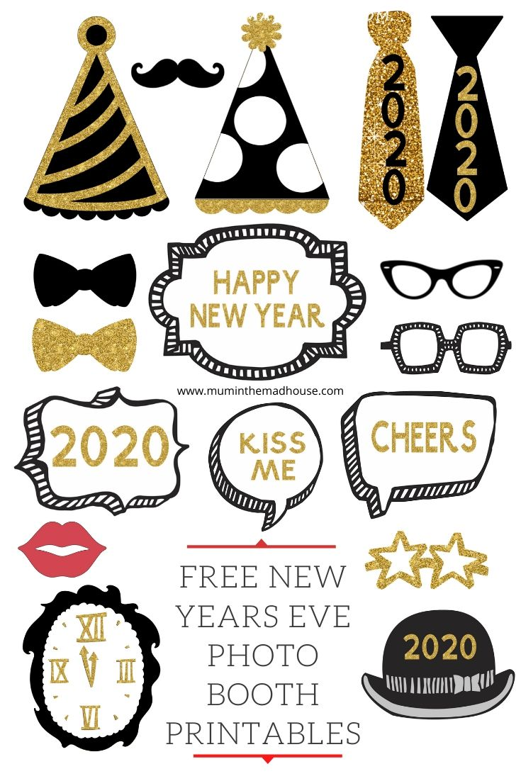 It is a photo of Eloquent Printable Photo Booth Props Templates