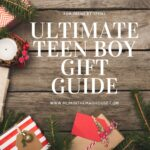 Ultimate Teen Boy Gift Guide 2020