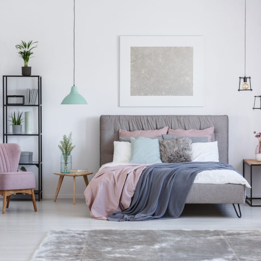 How To Decorate Your Bedroom Without Spending Much