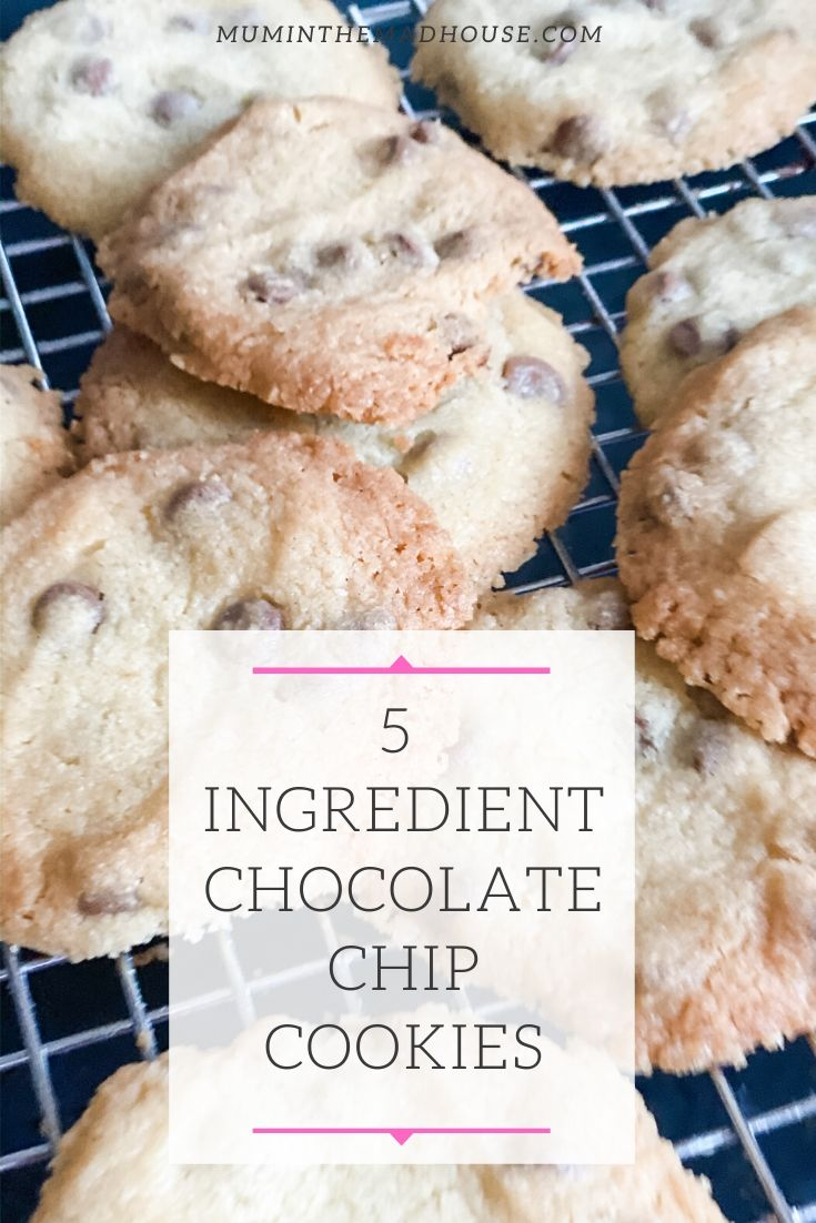 Looking for a tried and tested biscuit recipe that is simple and delicious, that is where this basic chocolate chip cookie recipe comes into its own