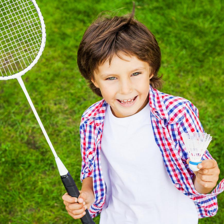 Homeschool Backyard PE - Keeping Kids Active in the Garden