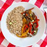 Szechuan Beef - A Chinese Fakeaway Recipe