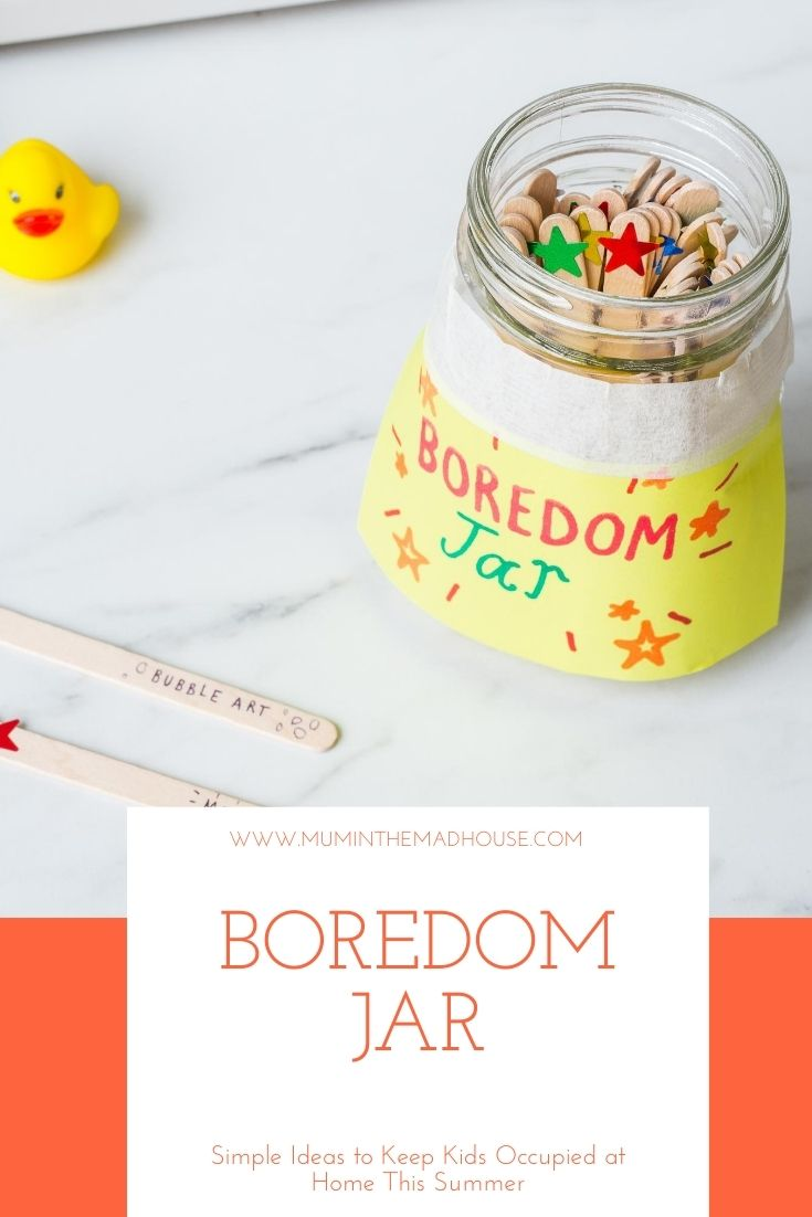 There's no doubt about it: trying to juggle working from home with children is challenging. These activity ideas will help you out!  Simple Ideas to Keep Kids Occupied at Home This Summer