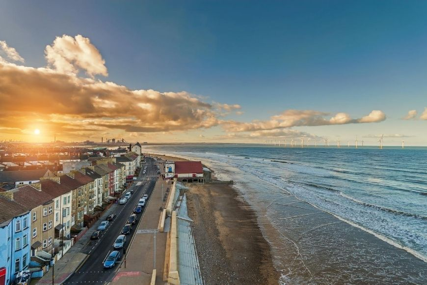 Best Beaches in North Yorkshire - Redcar