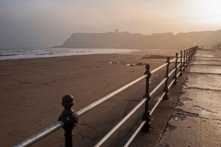 Scarborough Beach North Yorkshire