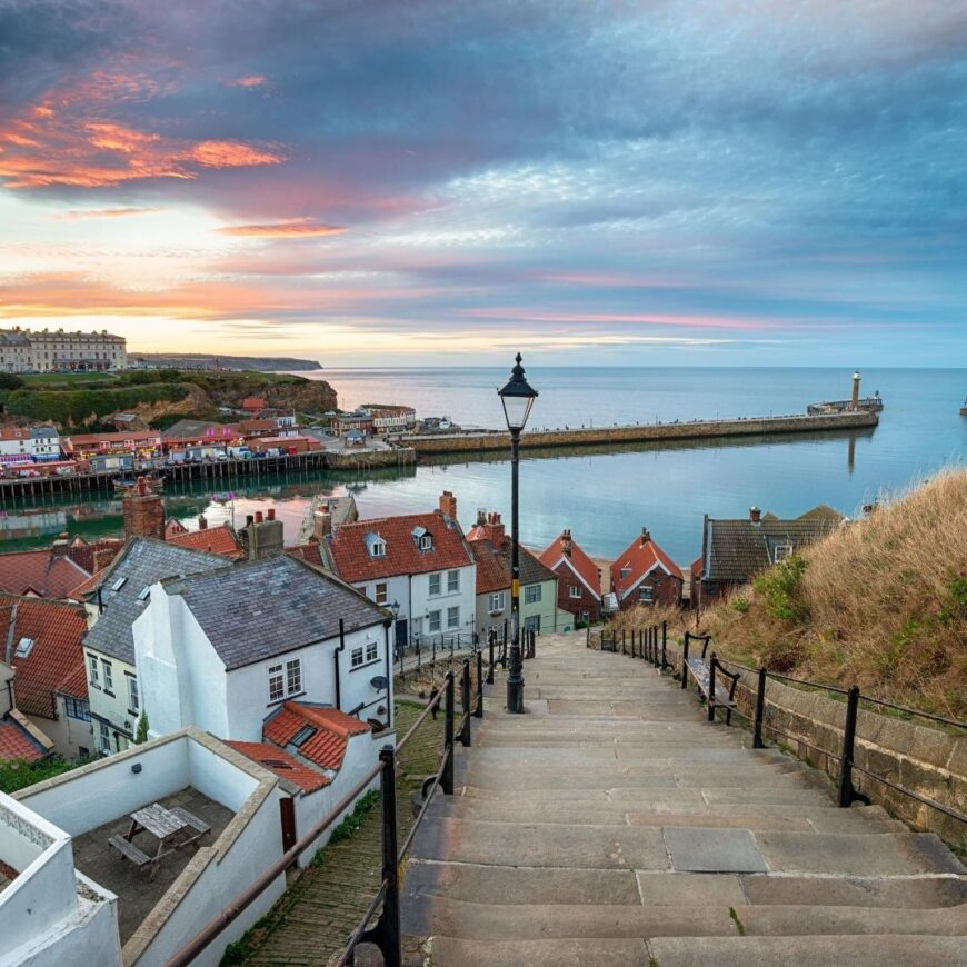 Whitby North Yorkshire Beaches