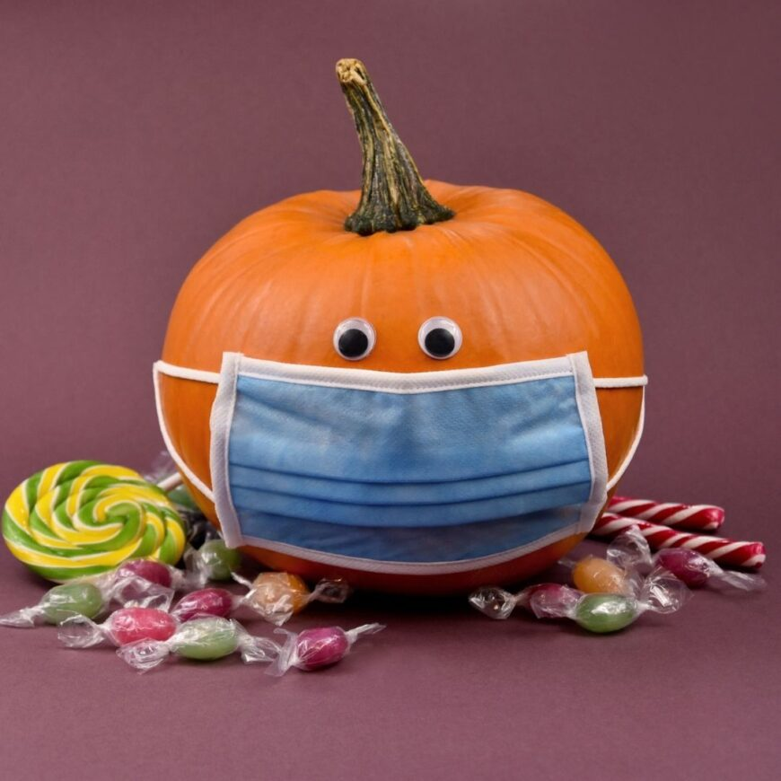 Tips for Socially Distanced Trick or Treating for Halloween