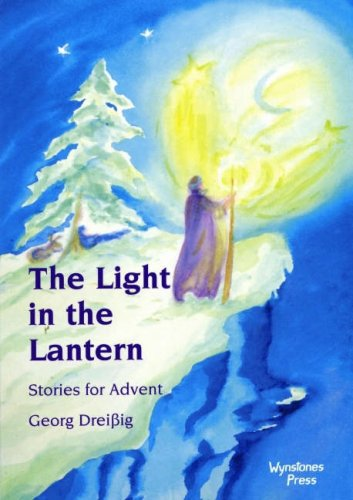 The light in the lantern books for Advent and Christmas