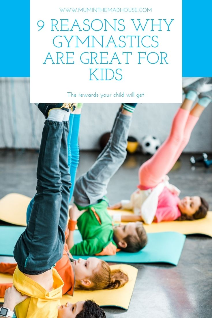 The best time to get into gymnastics is as a child, as it challenges children and provides a healthy outlet to expend their energy while learning a few important skills.