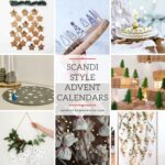 Scandi Style DIY Advent Calendars