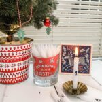 24 DIY Numbered Advent Candles - Countdown to Christmas