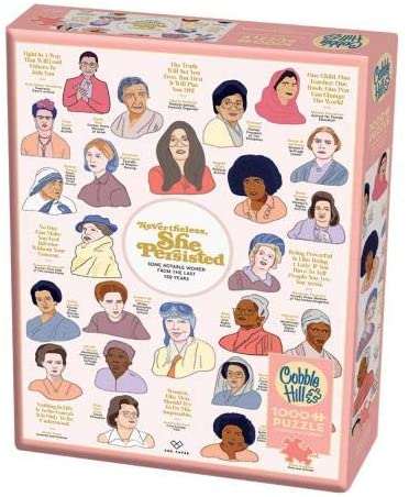 Cool Ways to Gift Your Favorite Niece Who Has Everything with our Top Gifts for Teen nieces even the pickiest teenager will love this Feminist Jigsaw
