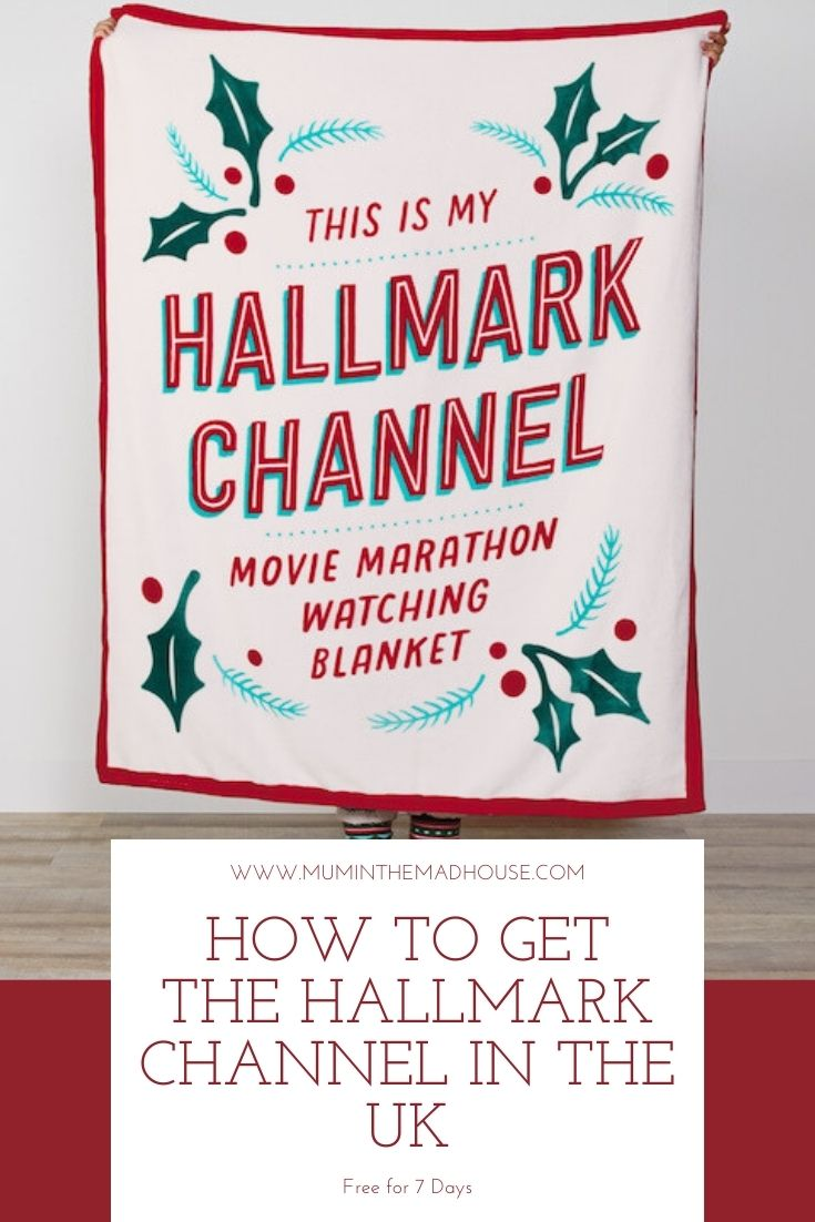 I have a dark secret...... I LOVE Hallmark seasonal movies, so I am going to share how to get The Hallmark Channel in the UK.
