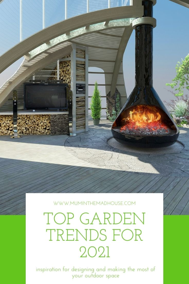 We have all the top trends and garden ideas for 2021, to give you inspiration for designing and making the most of your outdoor space.