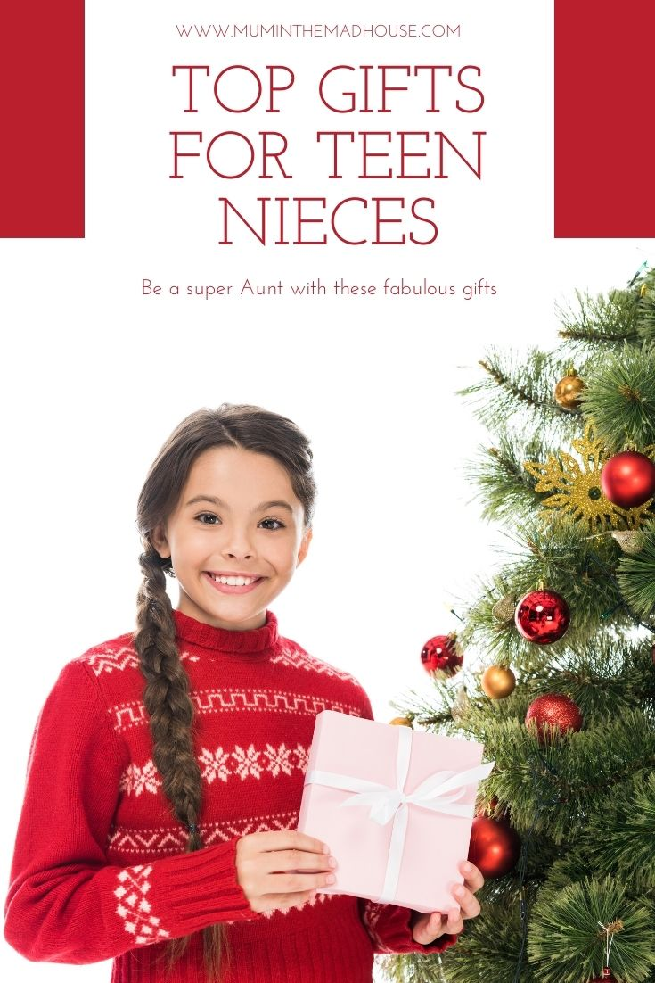 Cool Ways to Gift Your Favorite Niece Who Has Everything with our Top Gifts for Teen nieces even the pickiest teenager will love these