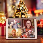 10 Family Christmas Games for Zoom