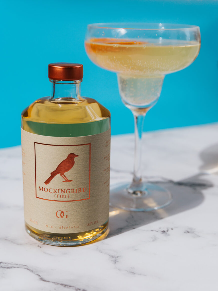 The best Alcohol-Free Drinks for Adults to help you have all the fun and non of the falling over. Create amazing cocktails for grown ups with this tequila alternative