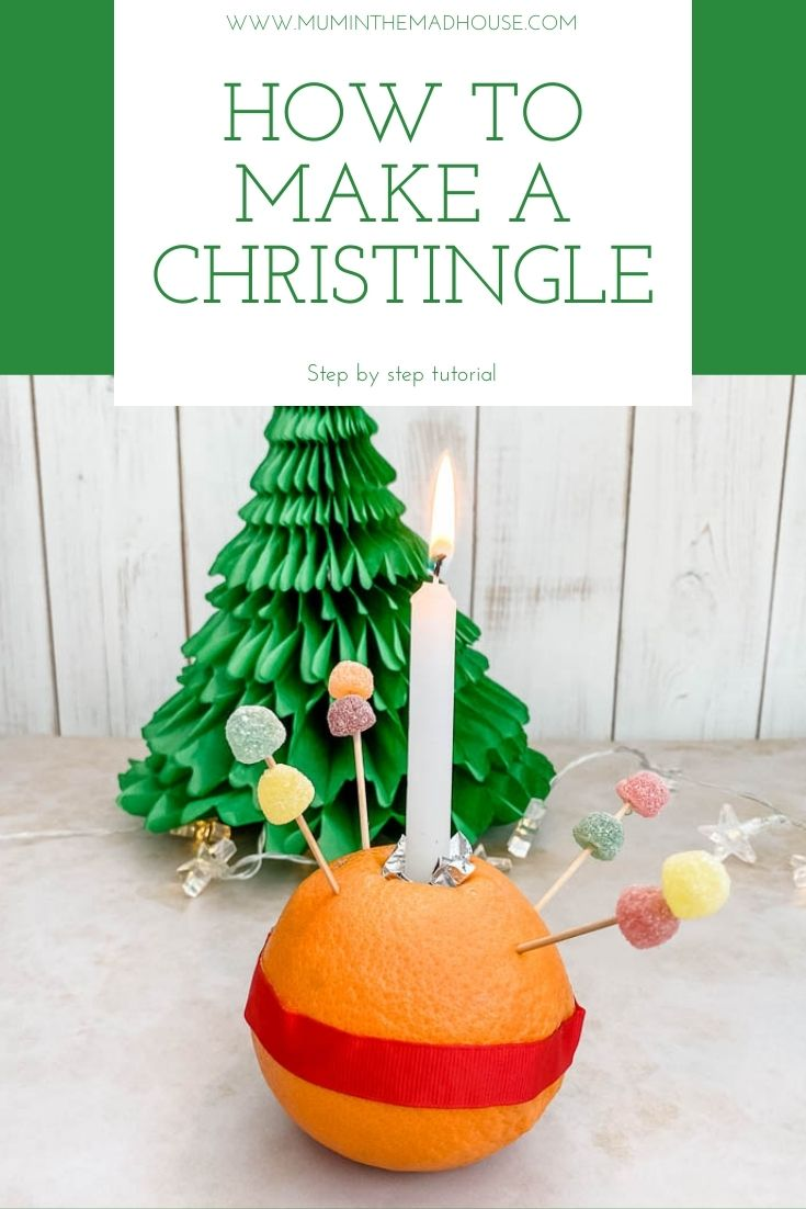 Learn how to make a Christingle at Home. Growing up the Christingle Service at my Church School was an integral part of Christmas
