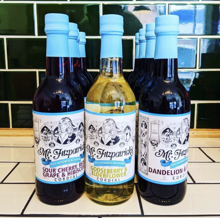 The best Alcohol-Free Drinks for Adults to help you have all the fun and non of the falling over. Create amazing cocktails for grown ups with fab fitzpatrick cordials