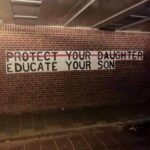 What to teach your boys to make women feel safe in the dark?