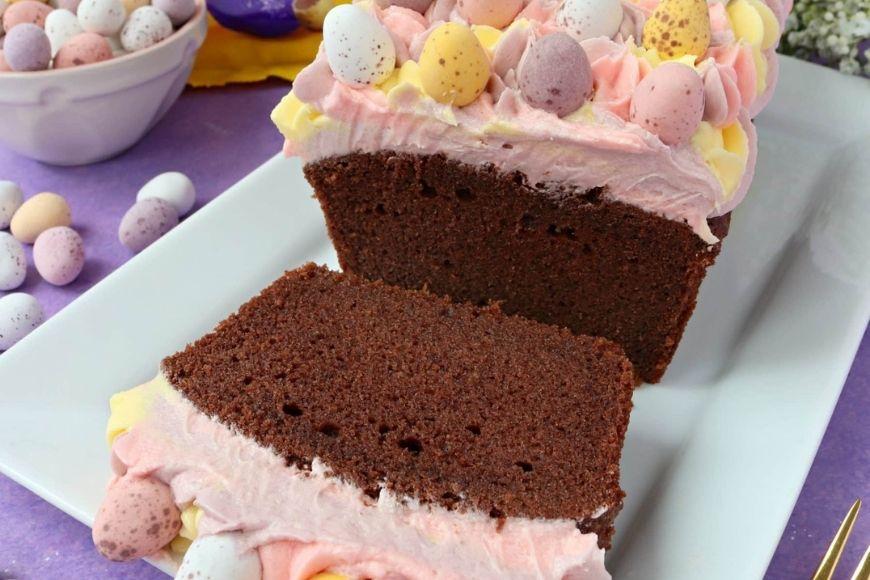Easter Loaf Cake