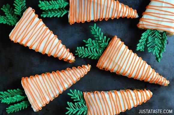 Easter Carrot Dessert